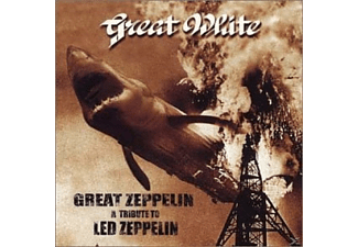 Great White - Great Zeppelin (Led Zeppelin Tribut - (CD)