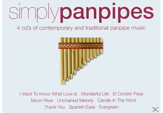 VARIOUS - Simply Pan Pipes - (CD)