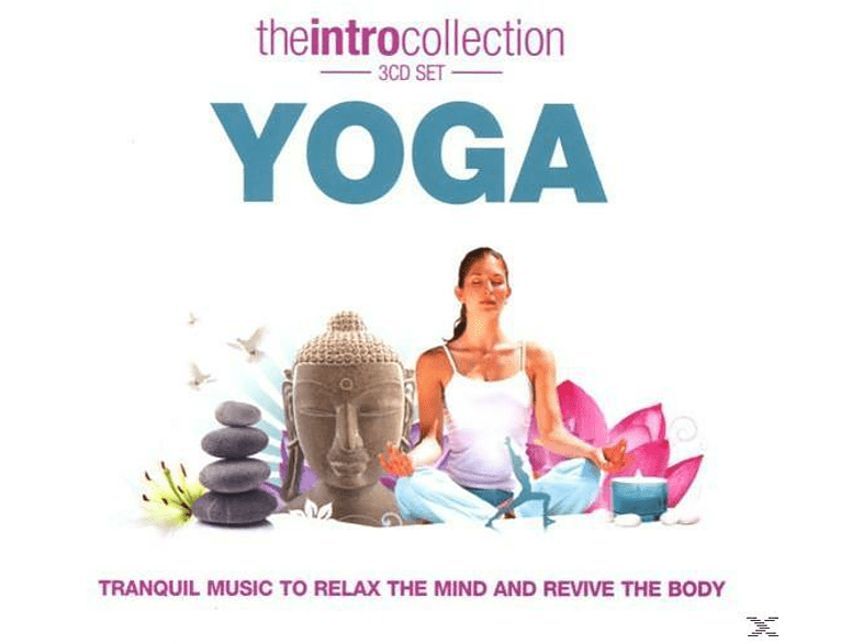 VARIOUS - Yoga-Intro Collection [CD]