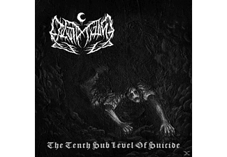 Leviathan - Tenth Sublevel Of Suicide - (CD)