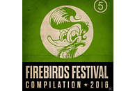 VARIOUS - Firebirds Festival Compilation 2016 [CD]