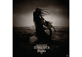 Darkher - Realms (Ltd.Hardcover-Buch,48seitig,18x18 CM In - (CD)