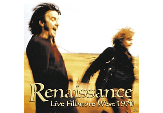 Renaissance - Live Filmore West 1970 - (CD)