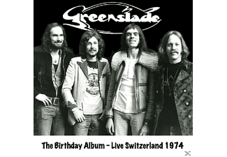 Greenslade - Birthday Album - (CD)