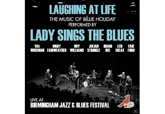 Lady Sings The Blues - Laughing At life - (CD)