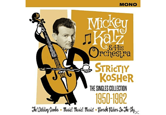 Mickey Katz, His Orchestra - Strictly Kosher - (CD)