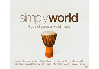 VARIOUS - Simply World - (CD)