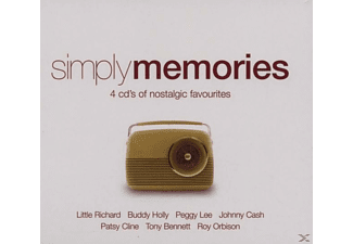No Information Available - Simply Memories - (CD)