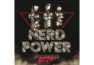 Powernerd - Nerd Power - (CD)