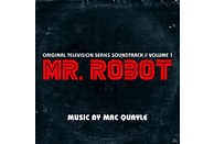 Mac Quayle - Mr.Robot-Season 1/OST Vol.1 (2LP) [Vinyl]
