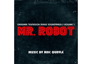 Mac Quayle - Mr.Robot-Season 1/OST Vol.1 (2LP) - (Vinyl)