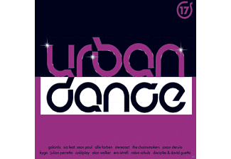 VARIOUS - Urban Dance Vol.17 - (CD)