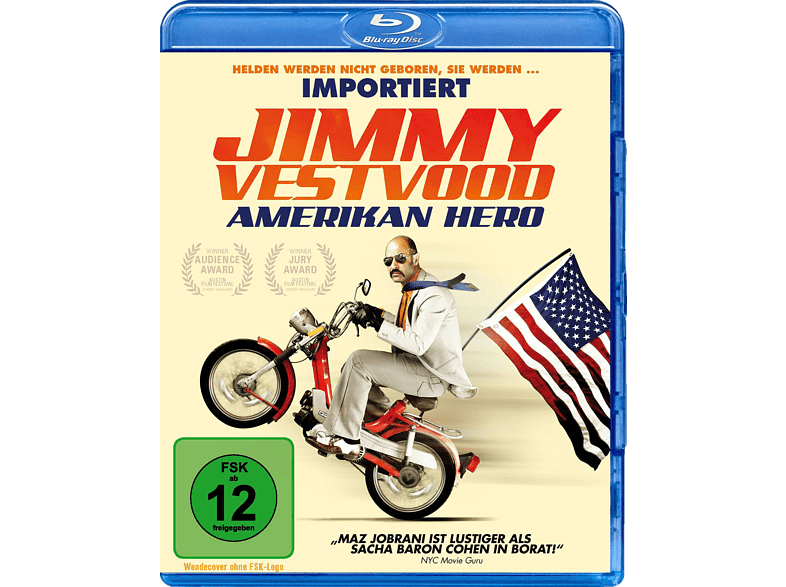 Jimmy Vestvood - Amerikan Hero [Blu-ray]