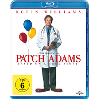 Patch Adams [Blu-ray]