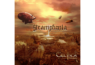 Celtica-pipes Rock! - Steamphonia - (CD)