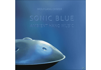 Wolfgang Ohmer - Sonic Blue - (CD)