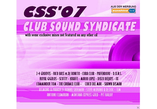 VARIOUS - CSS  07-Club Sound Syndicate [CD]