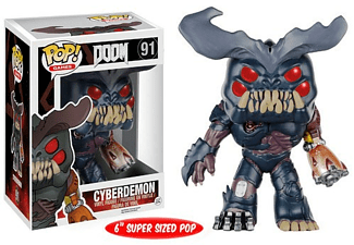 Funko Pop DOOM Cyberdemon