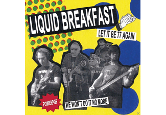 Liquid Breakfast - Let It Be 77 Again (7inch) - (Vinyl)