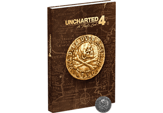 Uncharted 4 Guide Collector's Edition