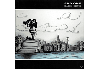 And One - Back Home - (CD)