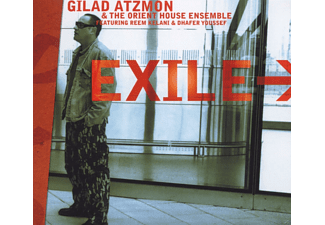 Gilad Atzmon - Exile - (CD)
