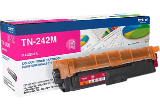 BROTHER TN-242M Tonerkartusche Magenta