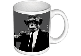 Monkeys Tasse Banana Guns
