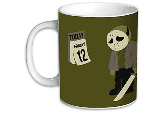 Snorg Tees Tasse Friday the 12th