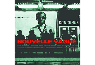VARIOUS - Nouvelle Vague (Part 2) - (LP + Download)