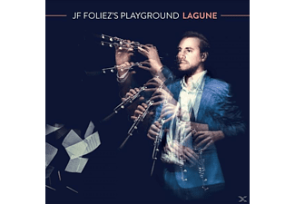 Jf Foliez's Playground - Lagune - (CD)