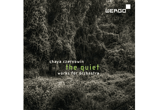 VARIOUS - The Quiet-Works For Orchestra - (CD)