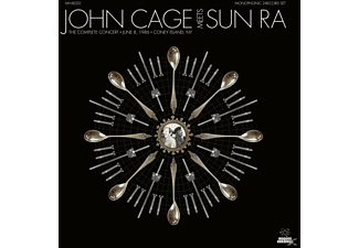 John Cage, Sun Ra - The Complete Concert - (Vinyl)