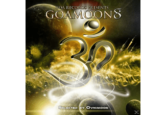 VARIOUS - Goa Moon 8 - (CD)