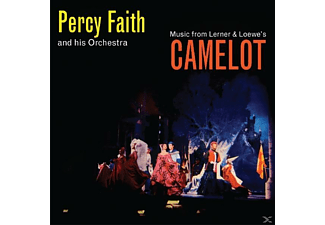 Percy Faith, His Orchestra - Camelot - (CD)