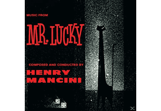 Henry Mancini - Music From Mr Lucky - (CD)