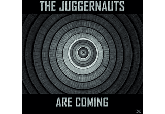 The Juggernauts - The Juggernauts Are Coming - (CD)