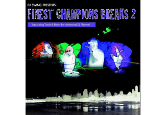 Dj Swing - Finest Champions Breaks Vol.2 - (Vinyl)