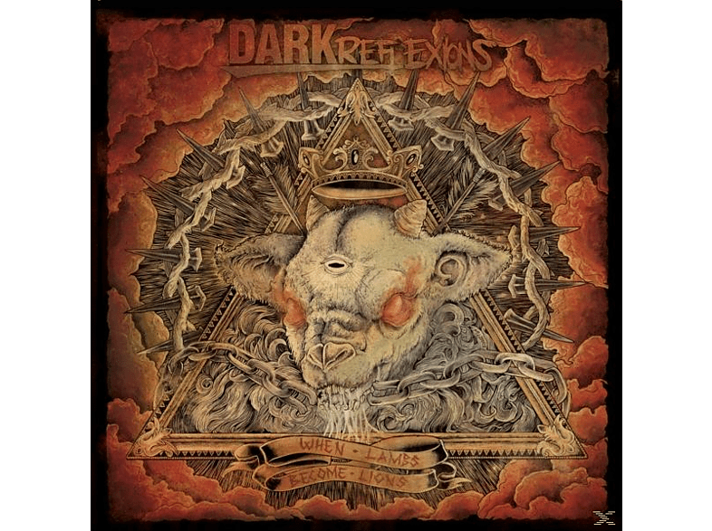 Dark Reflexions - When Lambs Become Lions [CD]