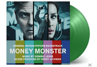 VARIOUS - Money Monster - (Vinyl)