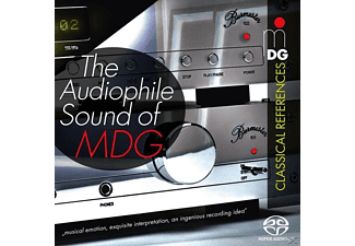VARIOUS - The Audiophile Sound Of MDG - (SACD Hybrid)