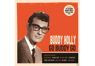 Buddy Holly - Go Buddy Go - (Vinyl)