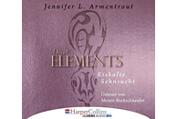 Jennifer Armentrout - Dark Elements 2-Eiskalte Sehnsucht - (CD)