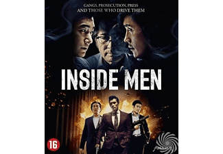 Inside Men | Blu-ray