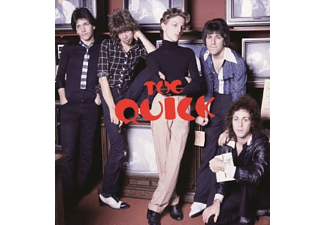 The Quick - Untold Rock Stories - (Vinyl)
