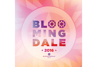 VARIOUS - Bloomingdale 2016 - (CD)