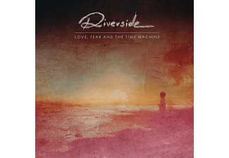 Riverside - Love,Fear And The Time Machine - (CD)