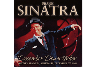 Frank Sinatra - December Down Under - (CD)