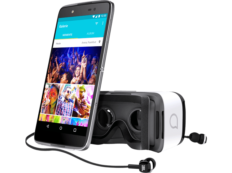 ALCATEL IDOL 4S 6070K 32 GB Grau