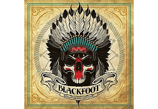 Blackfoot - Southern Native - (CD)